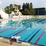 Stage natation à Mâcon, France