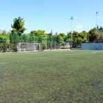 Stage football à Loutraki en Grèce